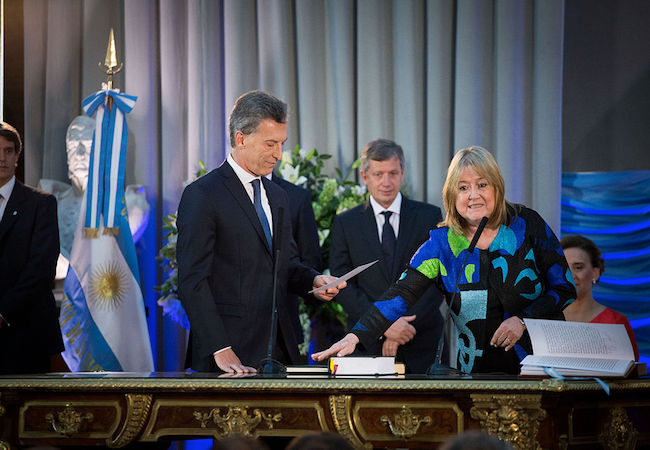 "Photo of Argentina not planning a trade deal with the US, ""it's a joint task for Mercosur"""