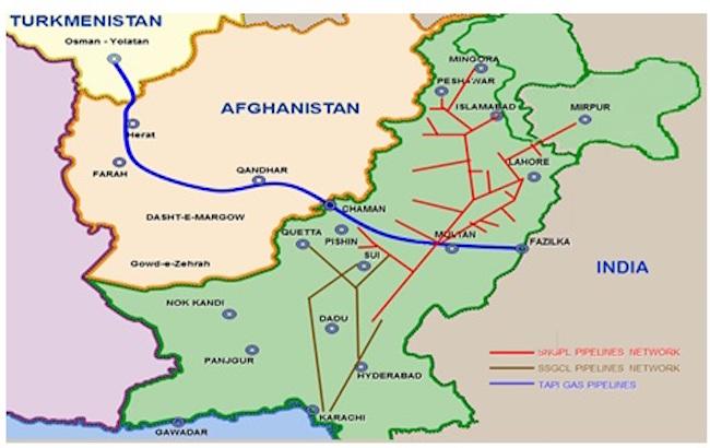 Photo of TAPI: A Geopolitical binding