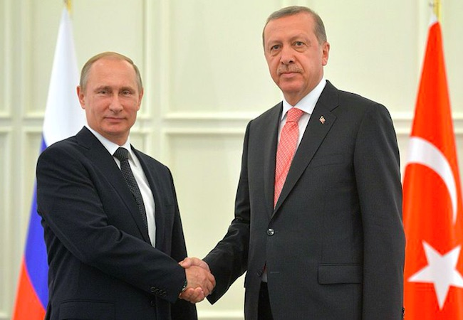 Photo of Russia-Turkey paranoia in Levant crisis
