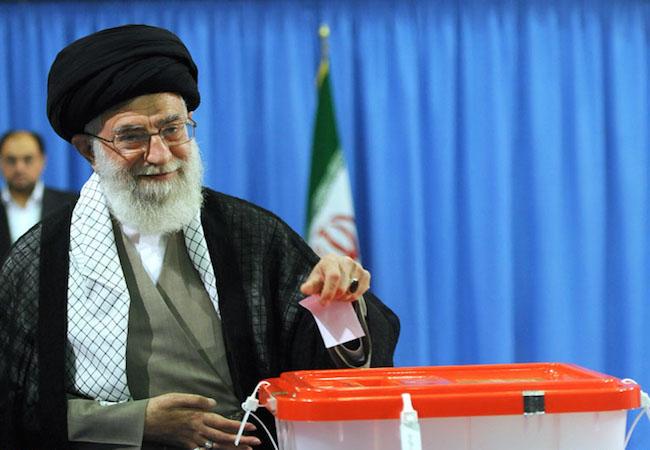 Photo of Khanemei losing his charm among civilians in Iran, Iraq and Lebanon