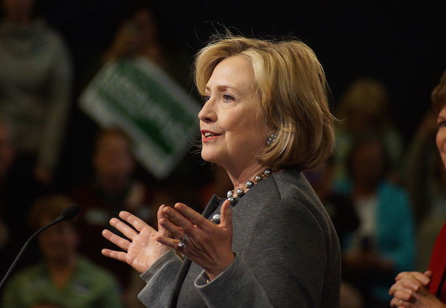 Photo of America should not settle for Hillary Clinton