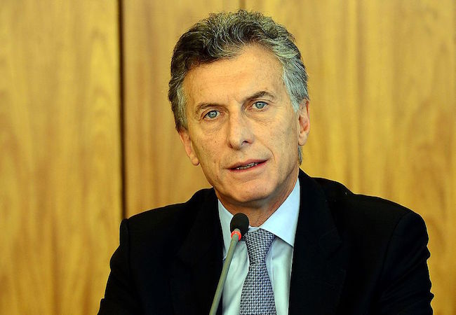 """Photo of Macri insists in Brussels: """"Brexit or not, our Malvinas claim will never change"""""""