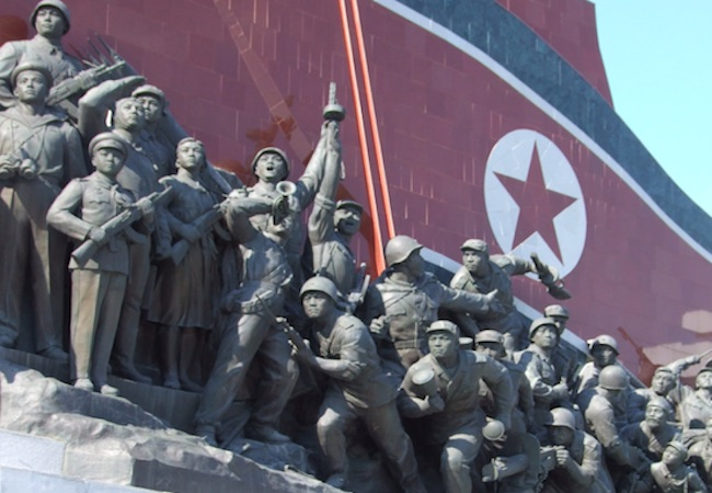 Photo of Coercing North Korea