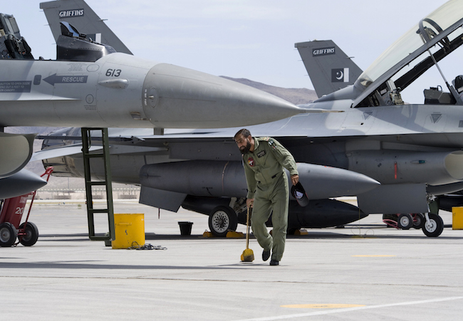 Photo of F-16s vs. Pak-US relations