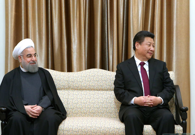 "Photo of Evaluating China-Iran ""Comprehensive Strategic Partnership"""