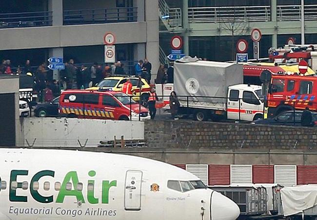 """Photo of Serial rush-hour blasts wreak havoc at """"heart of Europe"""""""