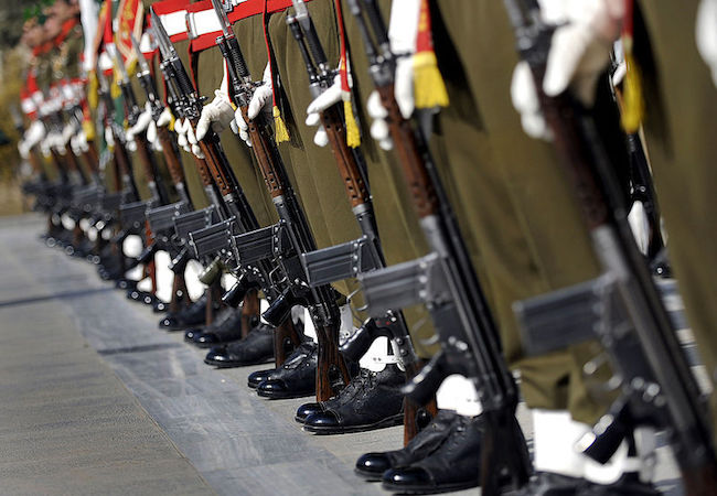 Photo of In honor of Defence Day