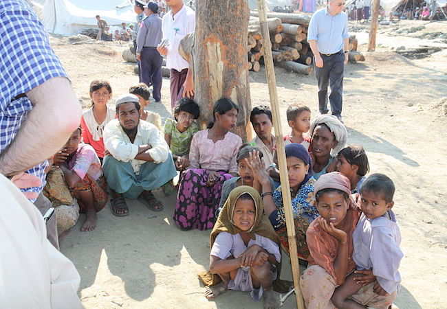 Photo of Remembering Burma's persecuted on World Rohingya Day