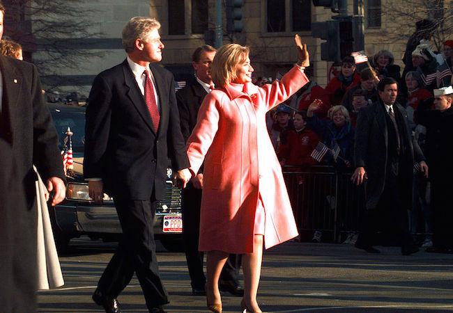 Photo of Bill and Hillary Clinton: Republicans' fifth column in Democratic politics