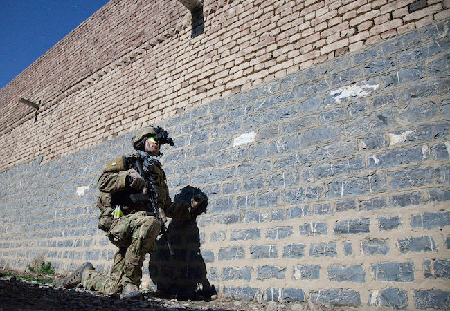 Photo of Papering over the fissures inherent in the Afghan reconciliation process
