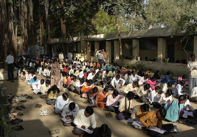 Photo of India's education – one view on optimization and outreach