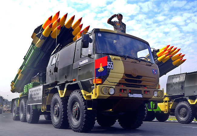 Photo of India's nuclear triad & South Asia's strategic stability