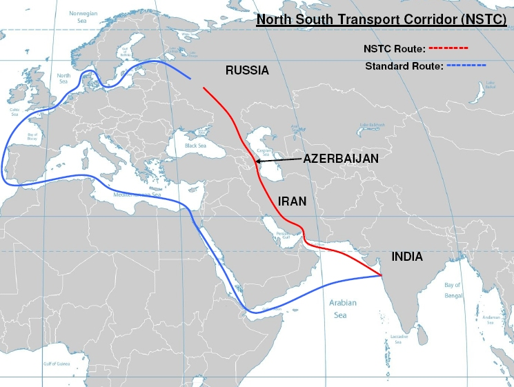 Photo of North–South Transport Corridor: Opportunities for Indo-Russian trade