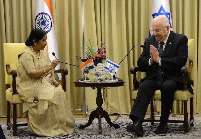 Photo of Developing India-Israel relations