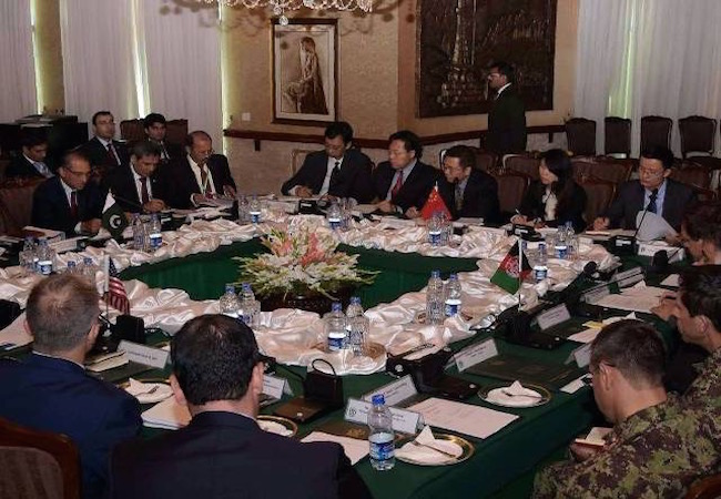 Photo of Quadrilateral Coordination Group: Political twist in Afghan peace process