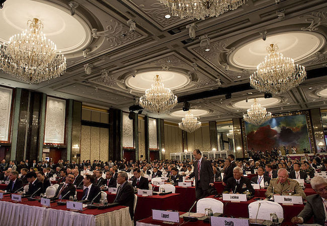 Photo of The Shangri-La Dialogue 2016: Conflicting views in the South China Sea