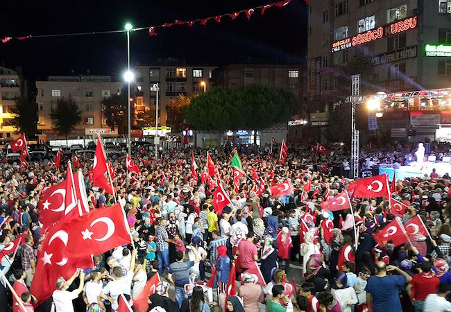 Photo of Who may have instigated coup in Turkey?