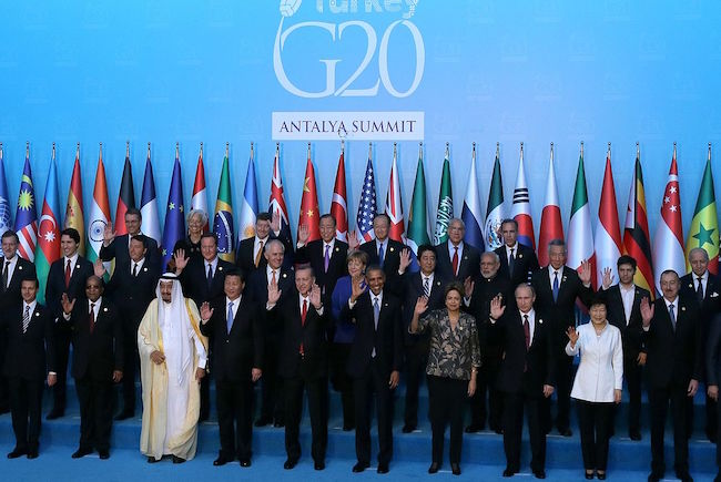Photo of G20 to improve trade governance