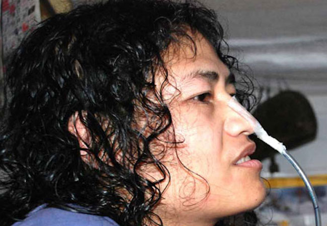 Photo of Failing Indian Gandhiism: after 16 years of struggle, Irom Sharmila would now end hunger strike
