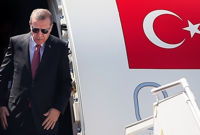Photo of Erdogan: the modern colonialist