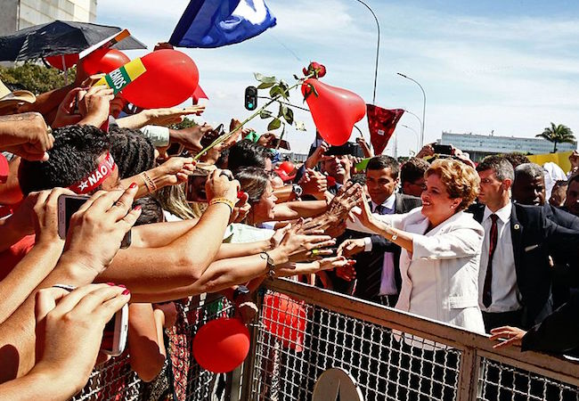 Photo of Rousseff political downfall ever so close as Senate committee recommends her removal from office