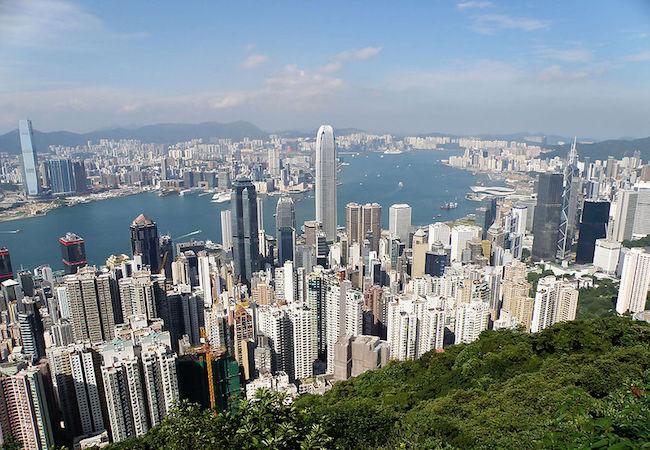 Photo of Gong or Song from China's Hong Kong?