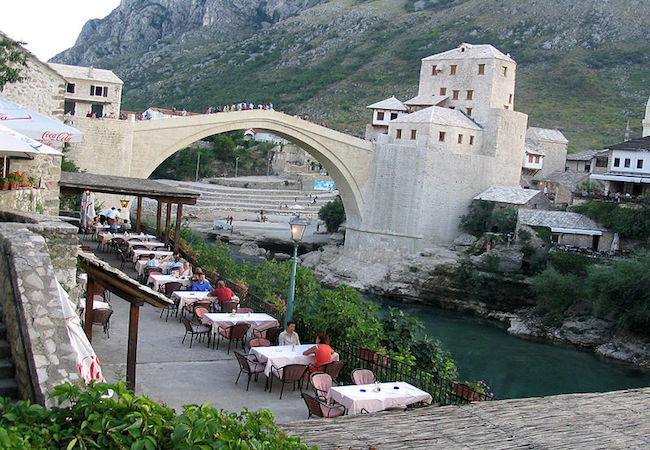 Photo of Mostar and Iber: two bridges simmered by dilemmas