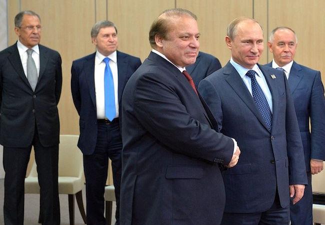 Photo of Russia gravitating to Pakistan