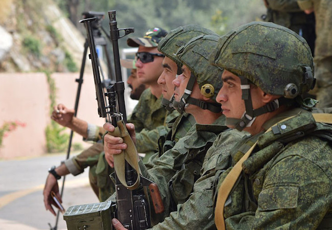 Photo of Pak-Russia joint military exercises: Possibility for an emerging new alliance?