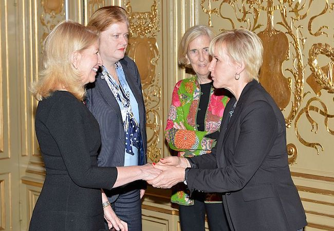 Photo of Here is what feminist foreign policy is not