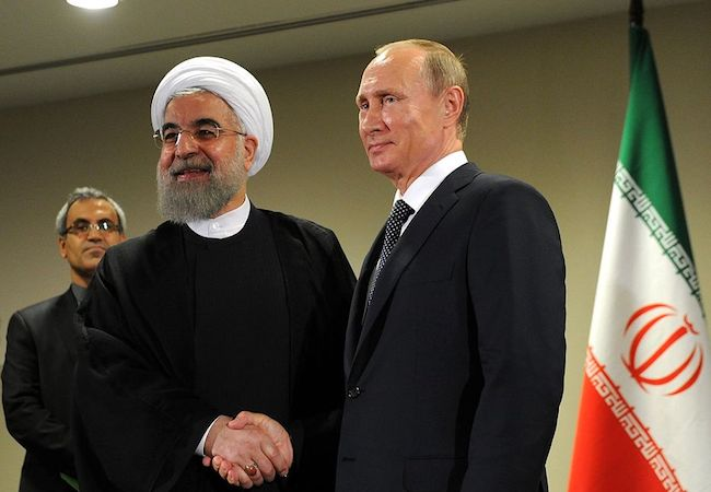 Photo of Iran-Russia alliance: A balancing behaviour or a bandwagoning conduct