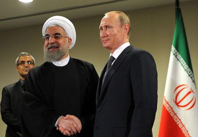 Photo of Iran-Russia alliance: A balancing behaviour or a bandwagoning conduct
