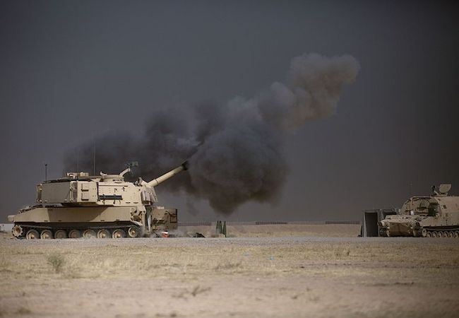Photo of Poison smoke over Mosul