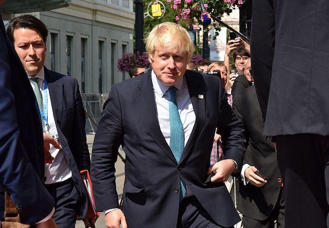 Photo of Boris Johnson and Europe's post exit