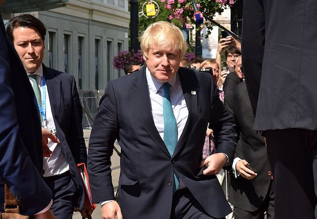 Photo of Boris Johnson and Europe's post exit