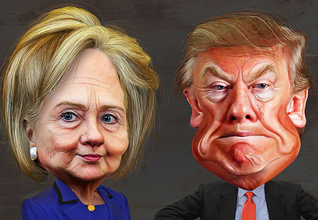 Photo of The lesser evil: US presidential elections