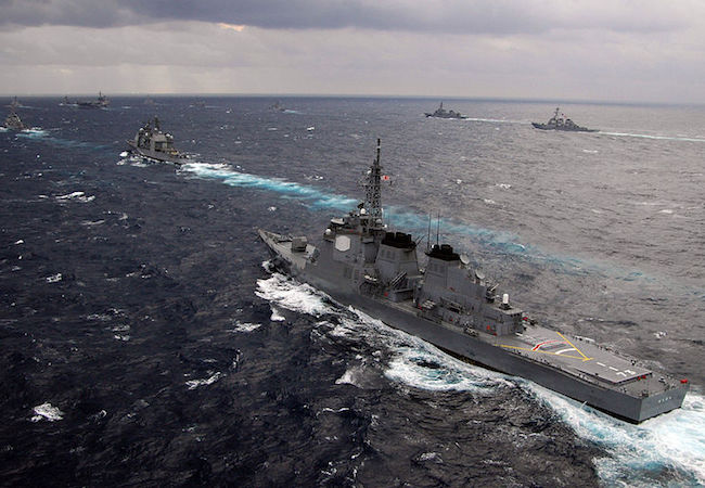 Photo of China opposes Japan's military procedures