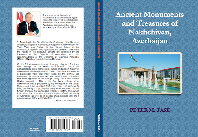 Photo of Peter Tase: Ancient monuments and treasures of Nakhchivan