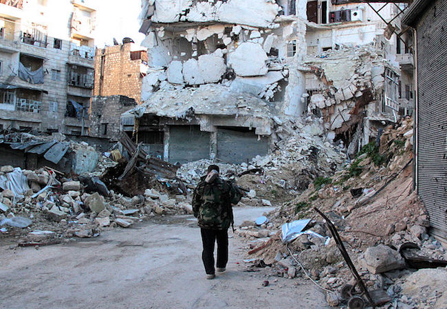 Photo of Aleppo begins evacuation after years of civil war