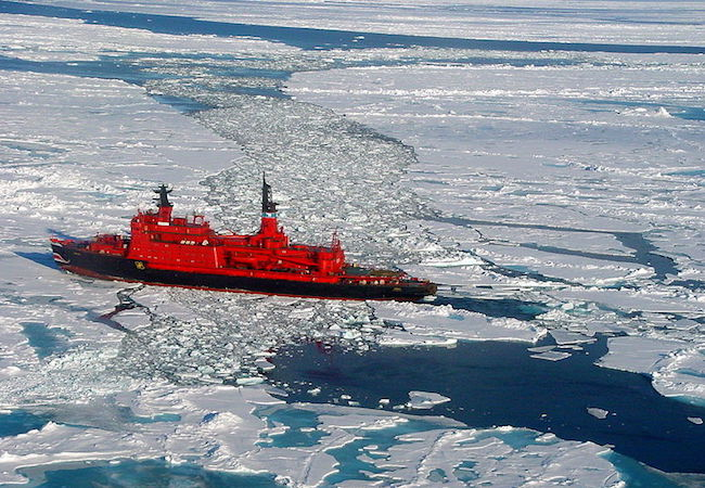 Photo of The melting of the Arctic Circle: Renewed geopolitical concerns