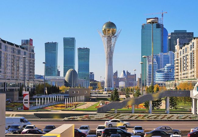 """Photo of La-La-Land of Central Asia: Kazakhstan and its """"Astana Code of Conduct"""""""