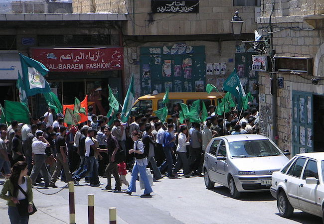 Photo of Hamas vows to fight Israel to the end at rally