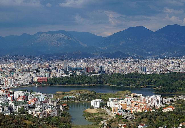 Photo of Albanian federation versus new Yugoslavia