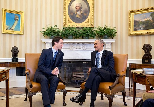 Photo of United States-Canada Joint Arctic Leaders' Statement