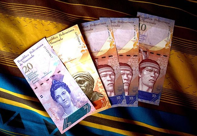 Photo of Hyperinflation in Venezuela proves socialism does not work