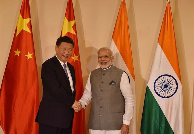 Photo of Sino-Indian contest for regional dominance