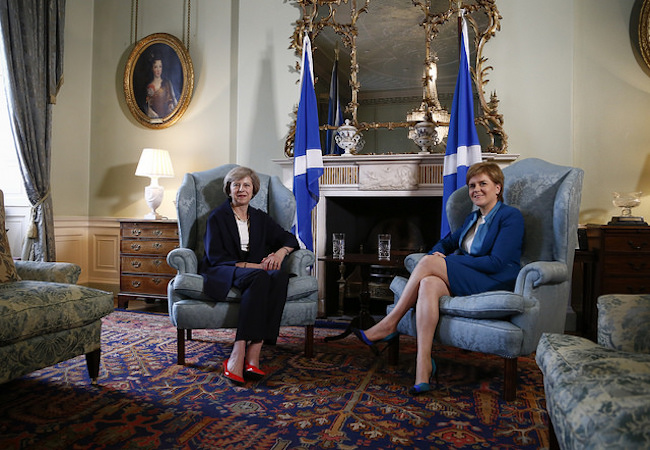 Photo of Scottish government plans second independence referendum in 2018/19