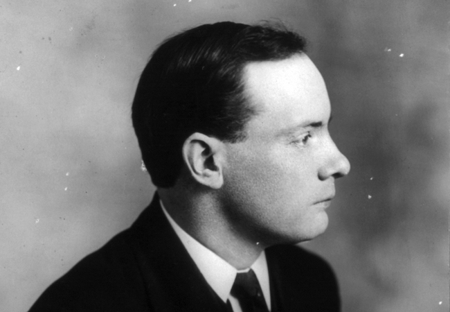 Photo of Patrick Pearse, one of Ireland's greatest patriots, was of Puritan and perhaps Pilgrim background