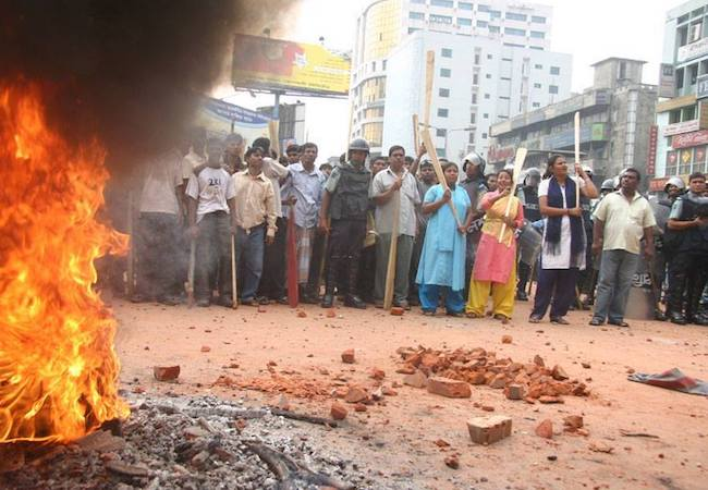 Photo of The pain is doubled when the government keeps saying Bangladesh has democracy
