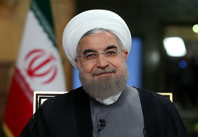 Photo of Iran: Hassan Rouhani re-elected President
